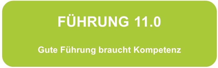FÜHRUNG 11.0 - Kompetenz - keynote