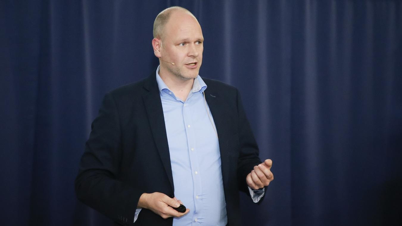 keynote speaker Dr. Holger Schmitz Management und Führung