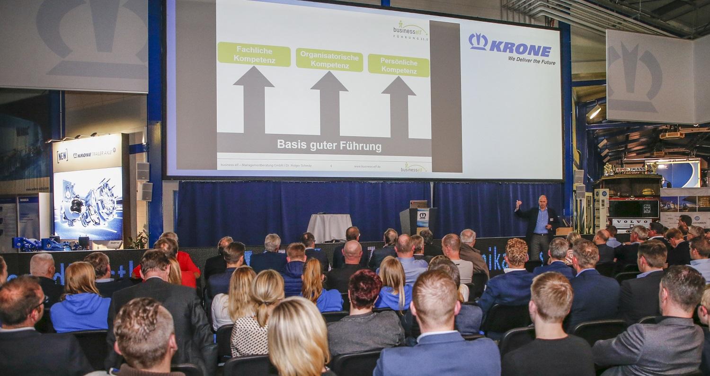keynotes mit keynote speaker Dr. Holger Schmitz Gute Führung