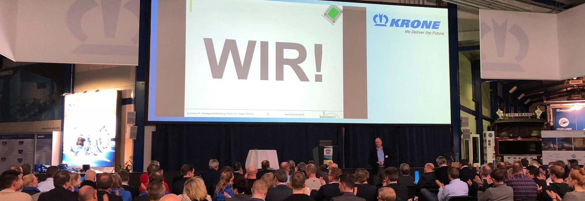 keynotes mit keynote speaker Dr. Holger Schmitz - Zusammenarbeiten
