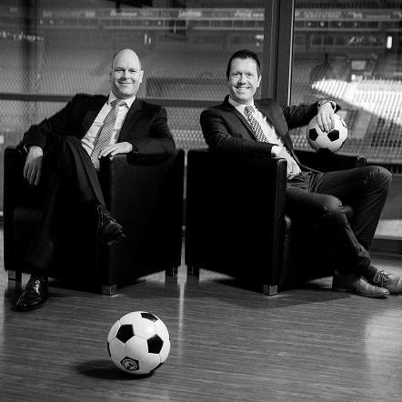 Gutes Management mit der business elf - Dr. Holger Schmitz und Tobias Narendorf -