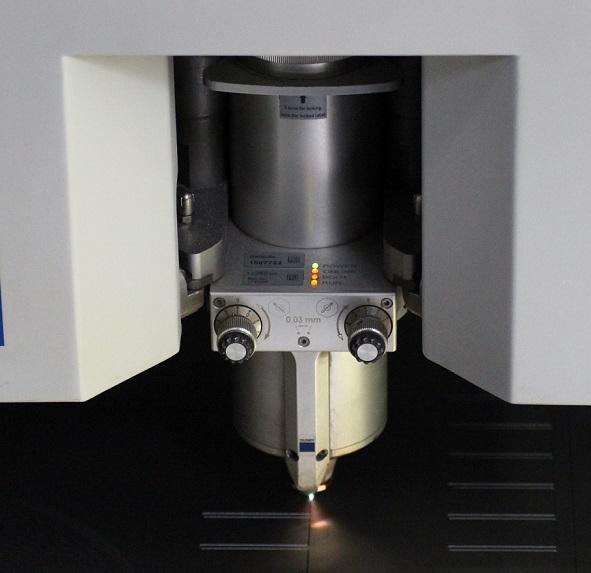 Lasertechnik und Sportgeräte