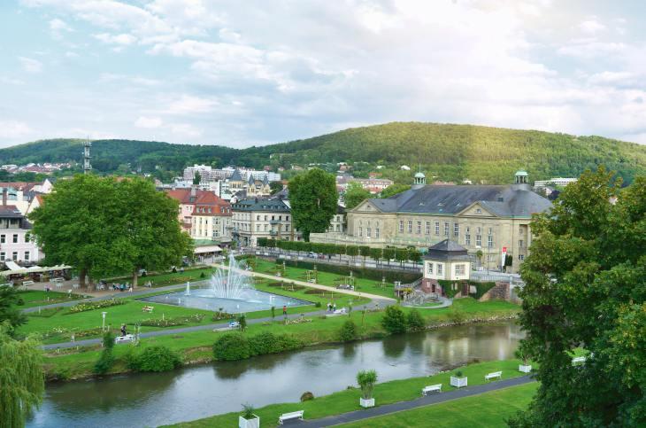 Optimale Zusammenarbeit im Unternehmen - Rosengarten Bad Kissingen