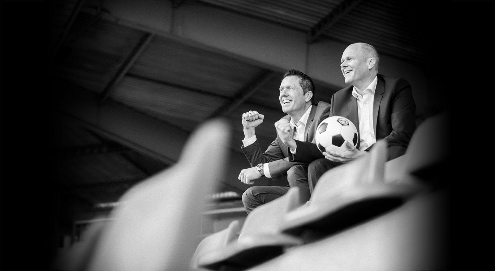 Offene Tür Paradoxon - Management mit Dr. Holger Schmitz und Tobias Narendorf