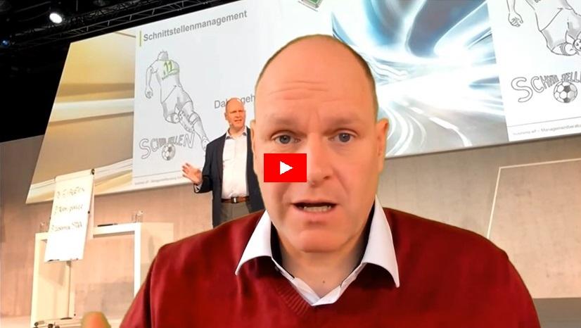 Schnittstellenmanagement im Unternehmen mit Dr. Holger Schmitz