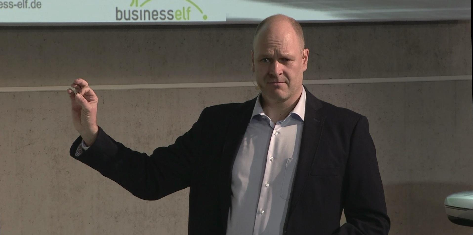 Potenzialanalyse Leadership Experte Dr. Holger Schmitz