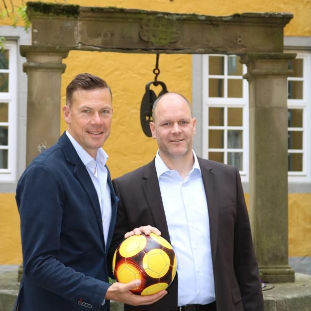 Erik Meijer im keynote mit Dr. Holger Schmitz