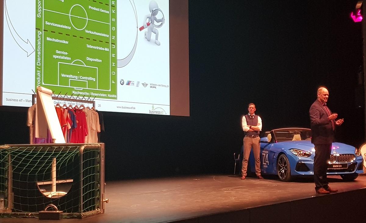 Key Note Speaker Dr. Holger Schmitz ARENA DER ZUSAMMENARBEIT