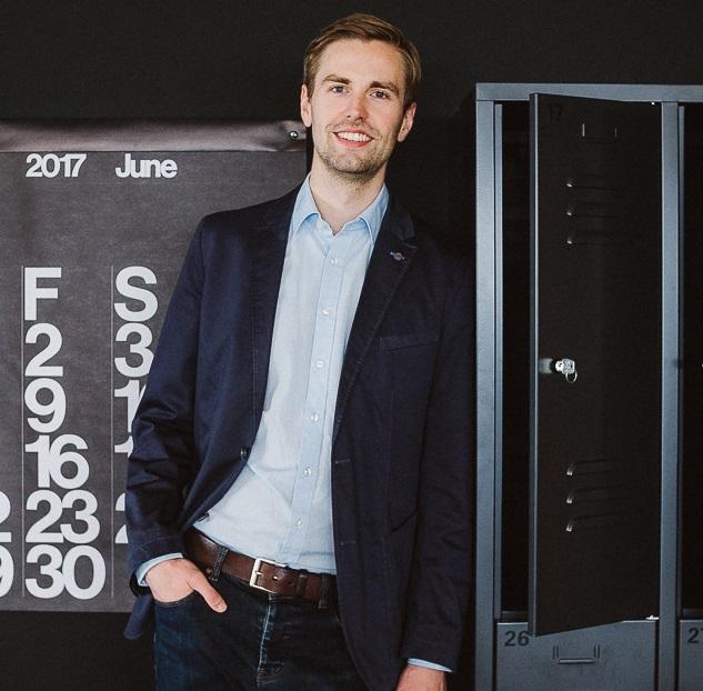 Ralf Leister Experte für Digitalisierung und Kulturwandel im Fußball