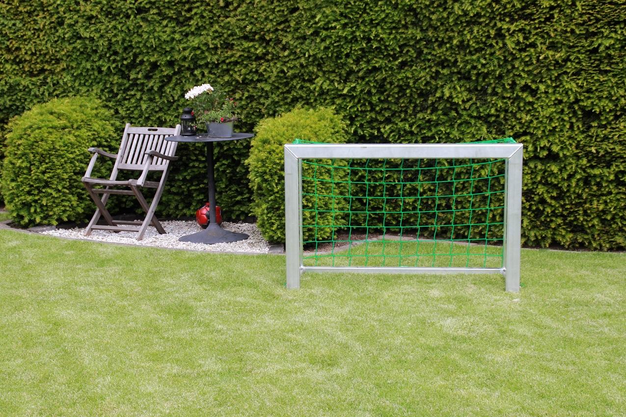goal im Garten von artec