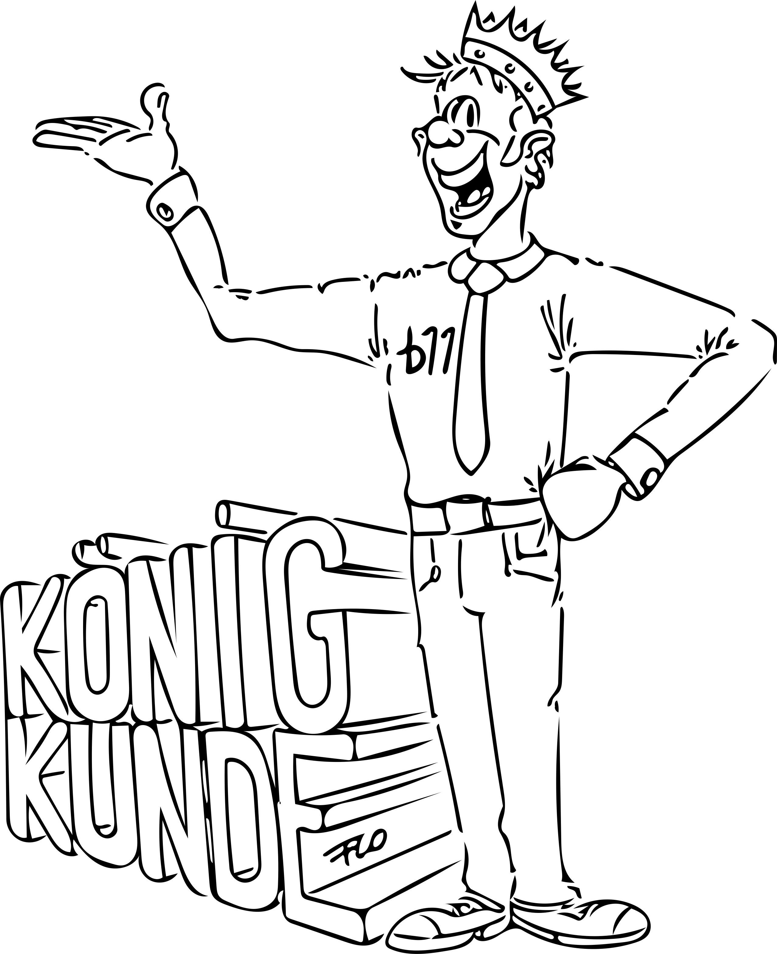 König Kunde - Service & Qualität