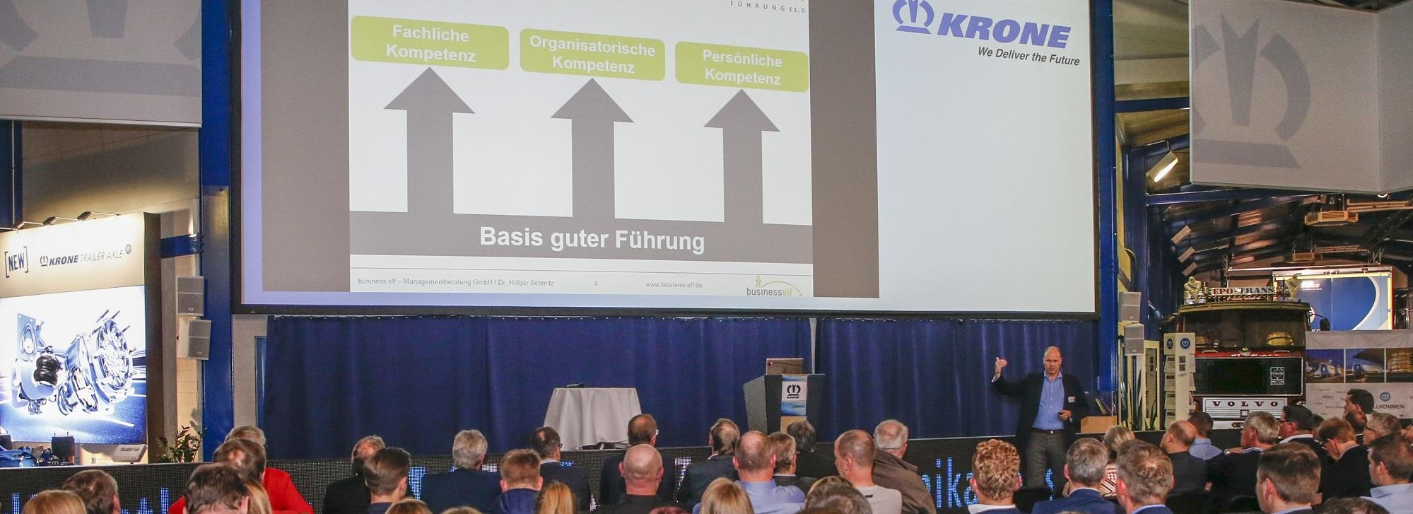 keynote Impulsvortrag LEAD it! - Gute Führung braucht Kompetenz