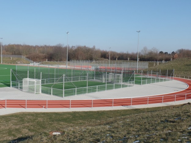Soccerground - Minispielfelder Fußball