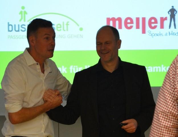 BMW Aftersaleskonferenz in Berlin keynote YNWA