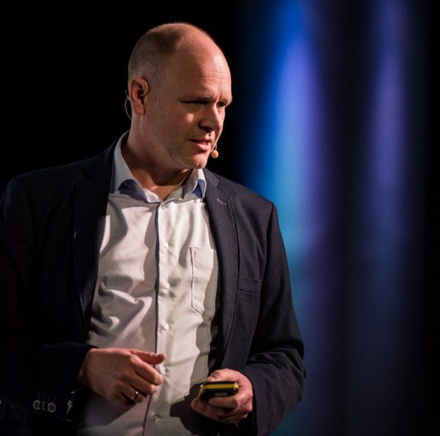Leadership keynote speaker Dr. Holger Schmitz als Redner