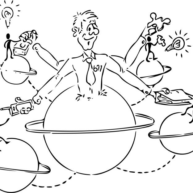 Mr. Busy und das Hamsterrad - Führung Limit