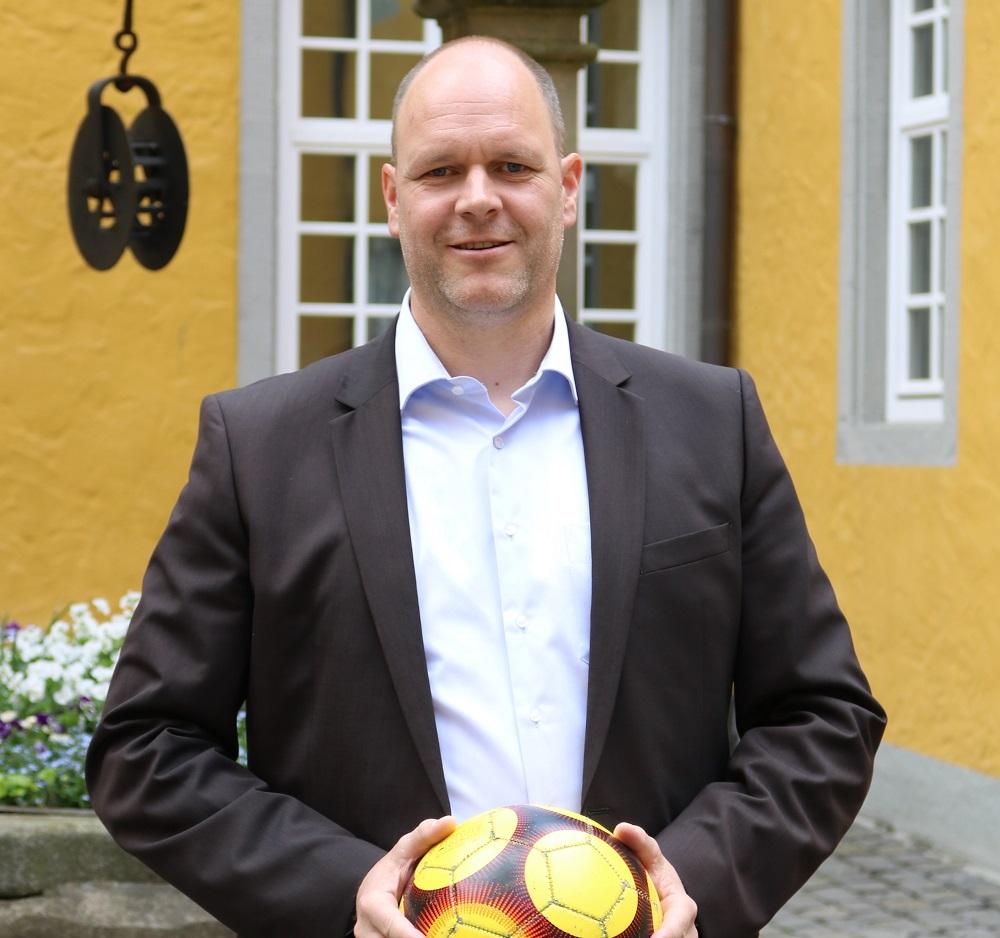 Neujahrsempfang SV Meppen keynote Speaker Holger Schmitz Management Führung und Fußball