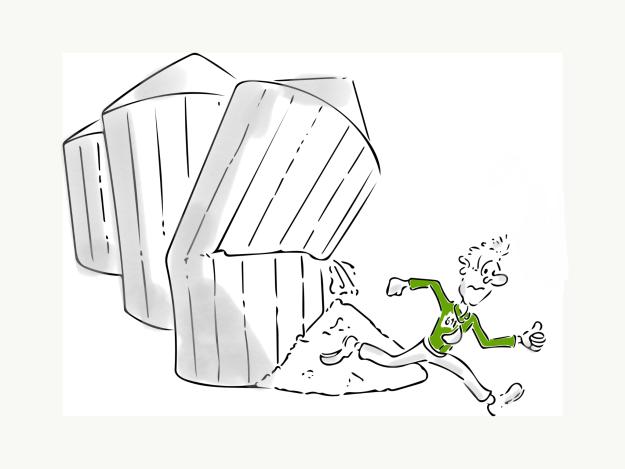 Silodenken im Unternehmen - Flucht aus dem Silo