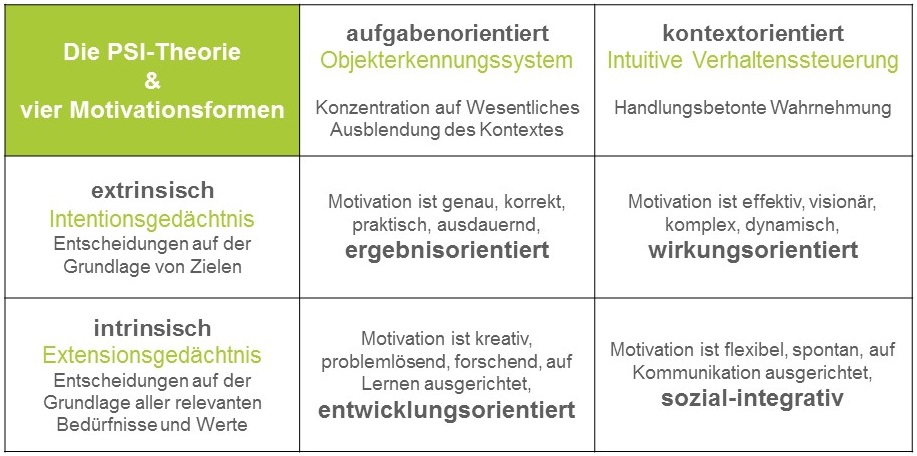 TOP EOS Diagnostik Motive und Motivation Führungskraft