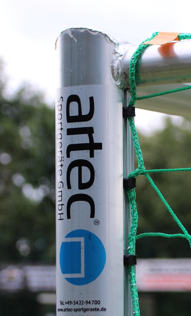 Tornetz Ersatznetz mit Sicherheitsnetzhaken