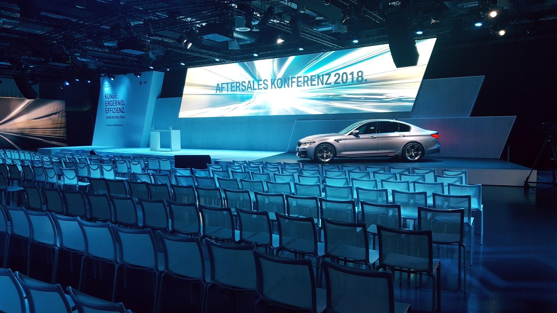 keynote YNWA BMW Aftersaleskonferenz 2018