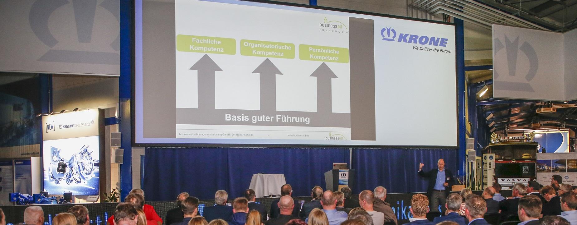 keynote ARENA DER ZUSAMMENARBEIT in Werlte