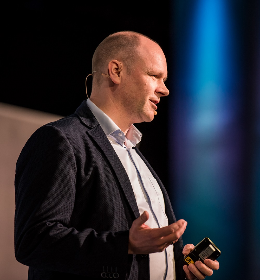 keynote speaker Redner digital leadership Holger Schmitz