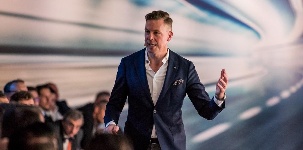 keynote speaker - Vortragsredner Erik Meijer