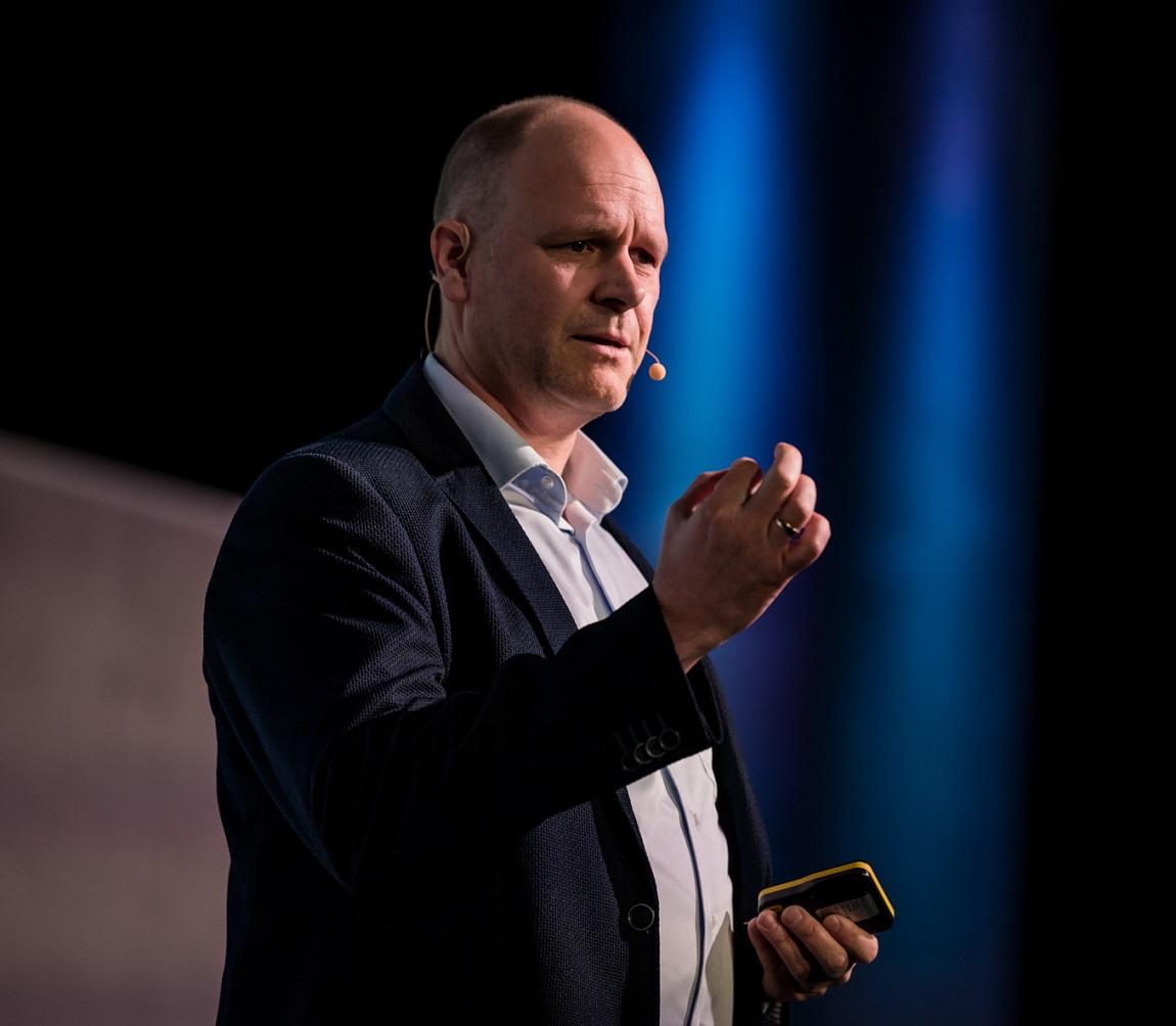 keynote speaker und Vortragsredner Dr. Holger Schmitz im Impulsvortrag