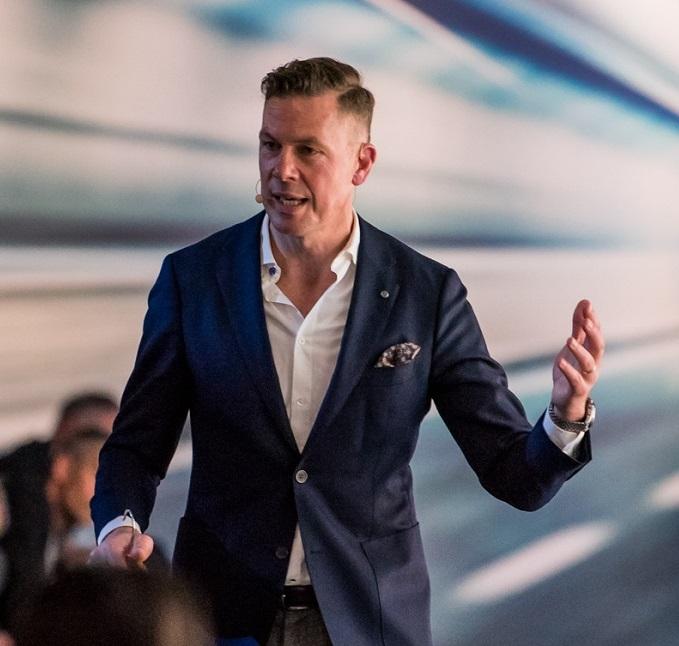 keynote speaker und Vortragsredner Erik Meijer