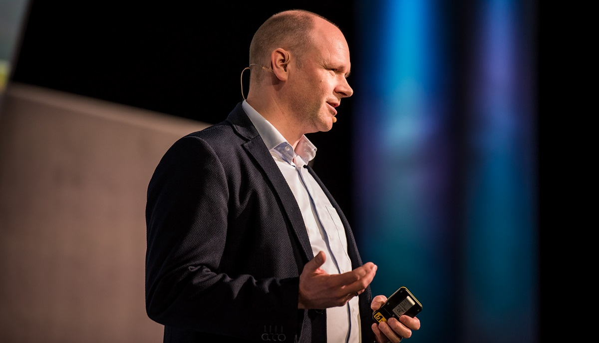 Moderation von Strategie Workshops mit Dr. Holger Schmitz keynote speaker