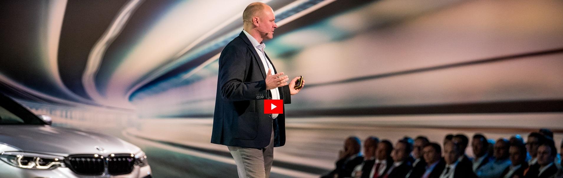keynote speaker Dr. Holger Schmitz Management Führung und Fußball Video