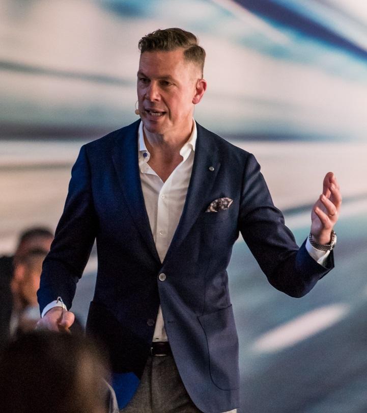 WTLC® Managertag speaker Erik Meijer