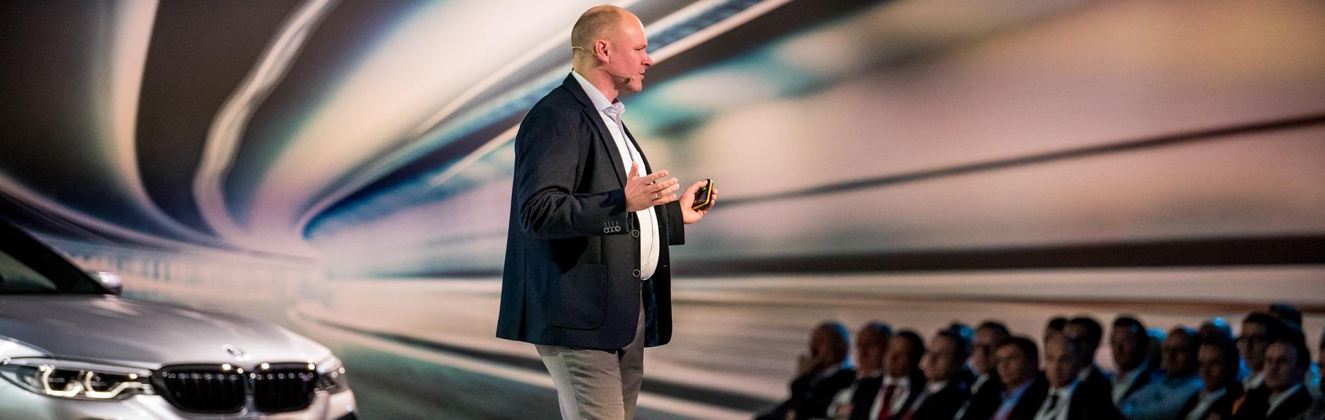 keynote speaker und Leadership Experte Dr. Holger Schmitz