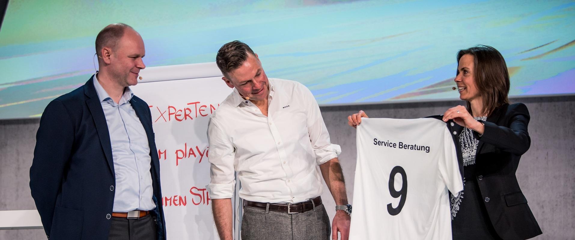 Als Redner und speaker das Publikum überzeugen - Dr. Holger Schmitz und Erik Meijer