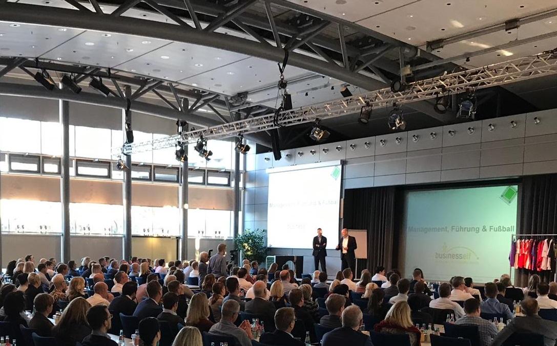 Diversity Speaker mit der Keynote YNWA in Potsdam bei Berlin
