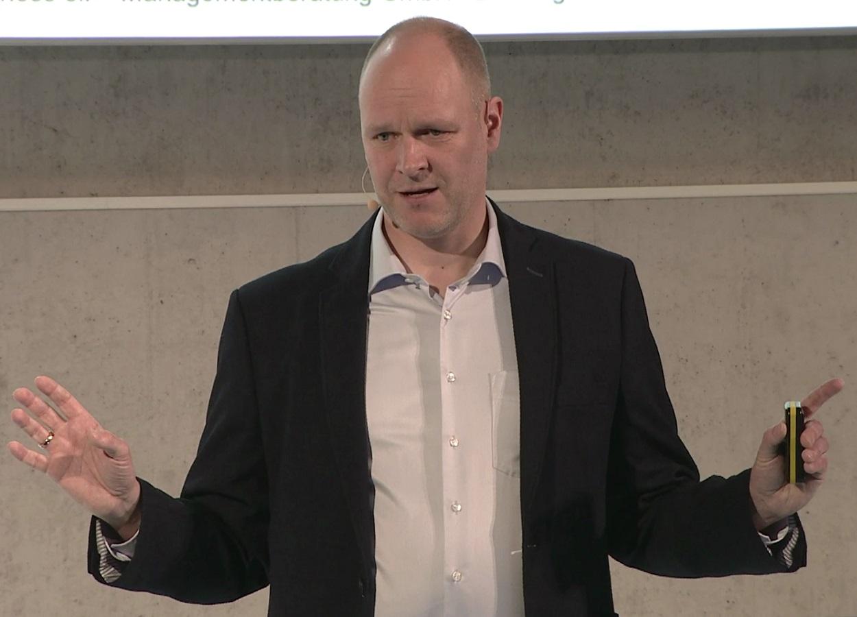 Redner und Keynote Speaker überzeugen - Dr. Holger Schmitz