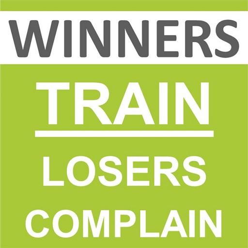 WTLC - Winners Train Losers Complain