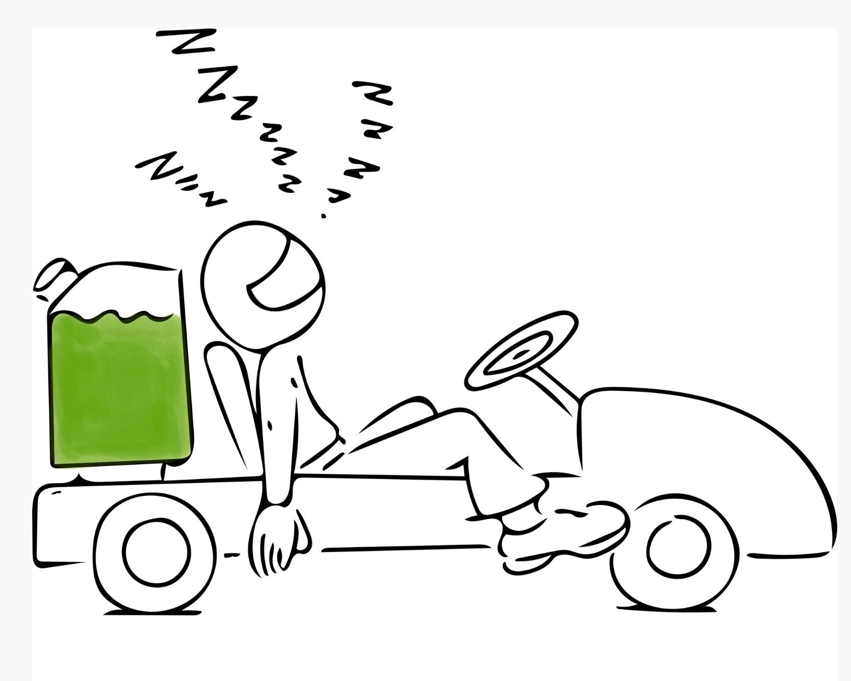 Die Rettungsgasse für das Klima - Auto fahren teuer machen