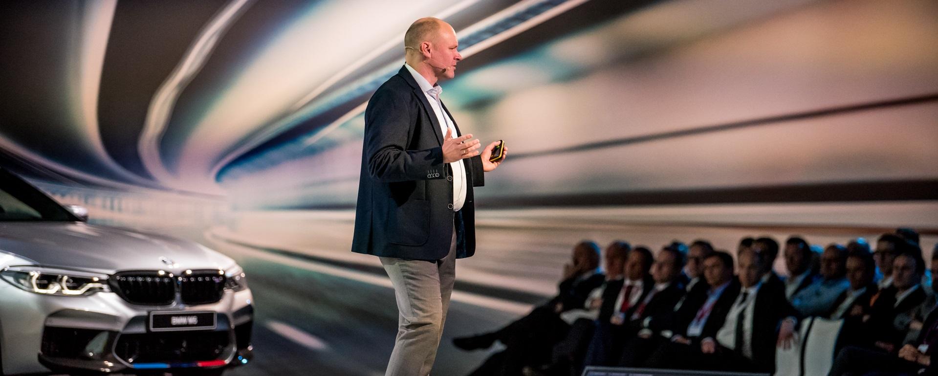 Keynote 95 Prozent reichen nicht - Motivation im Unternehmen mit Keynote Speaker Holger Schmitz