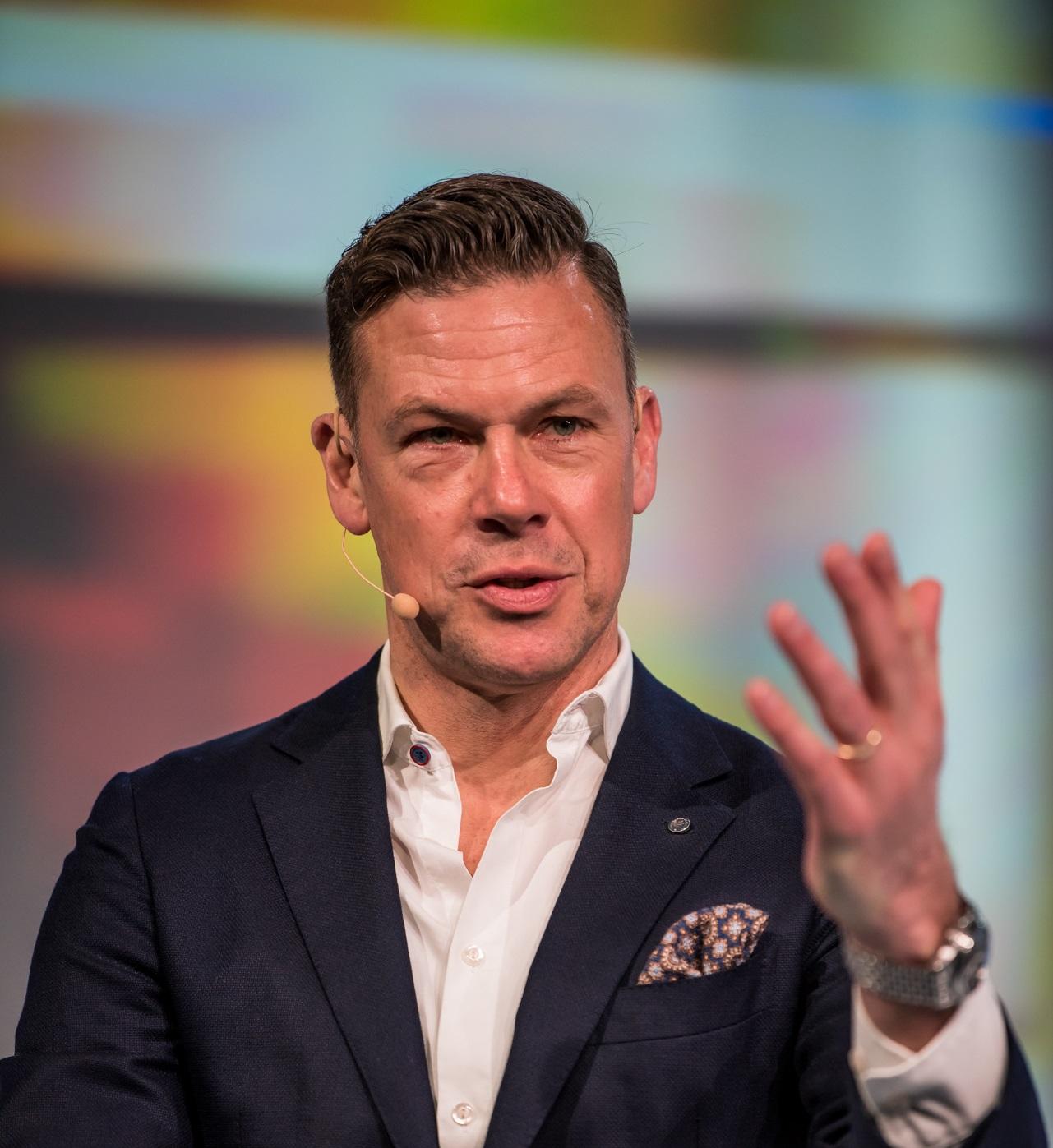 Keynote Speaker Erik Meijer live