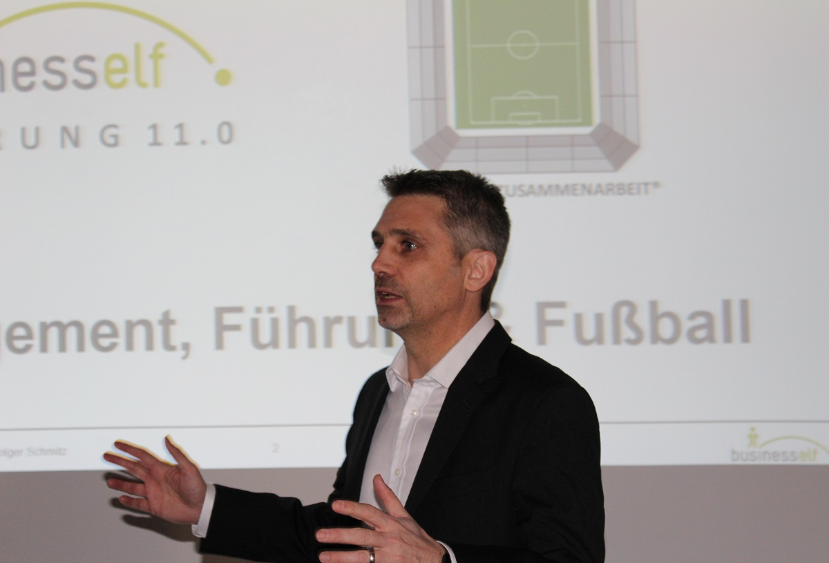 Frank Oette Leadership Experte der business elf Managementberatung