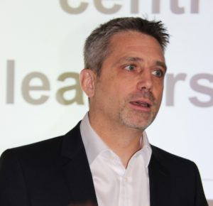Leadership Experte Frank Oette im Keynote