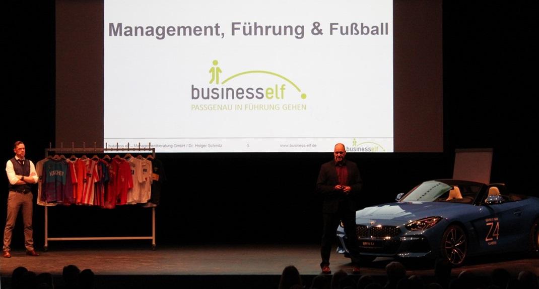 Führungsexperten Keynote Speaker Dr. Holger Schmitz