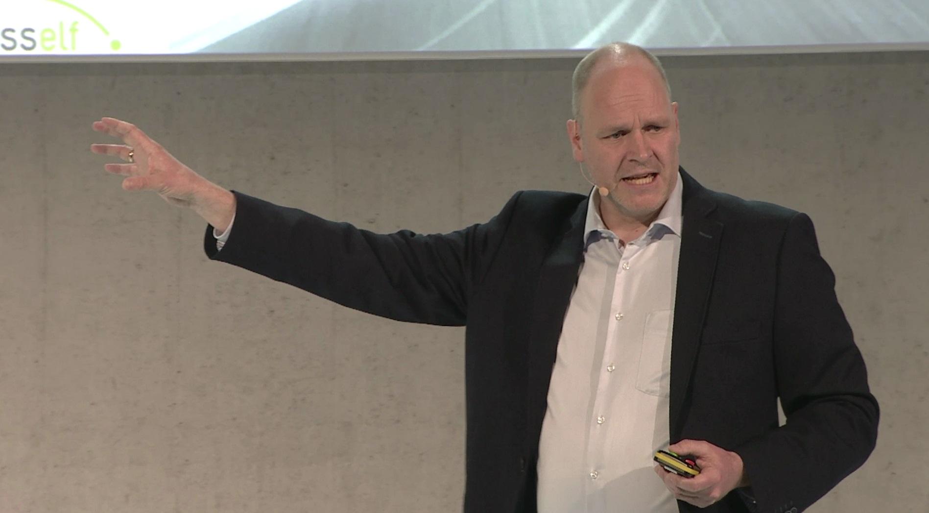 Redner Dr. Holger Schmitz Leadership Teamwork Identifikation