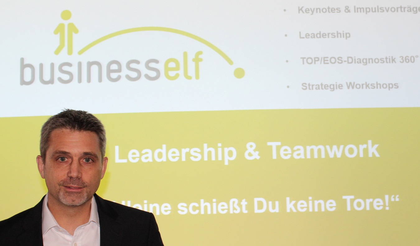 Keynote LEAD it! mit Frank Oette