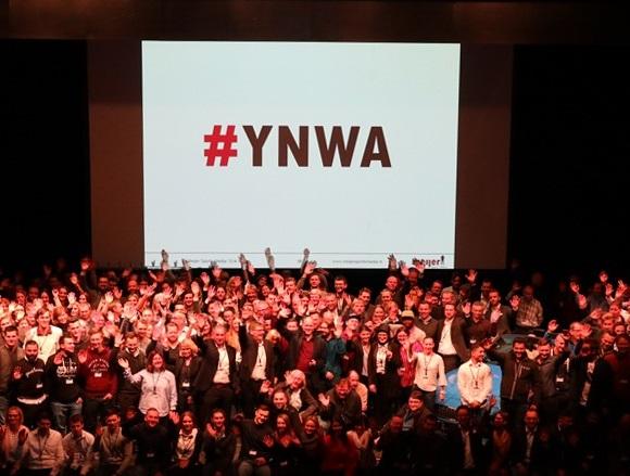 Zusammenarbeit organisieren mit YNWA