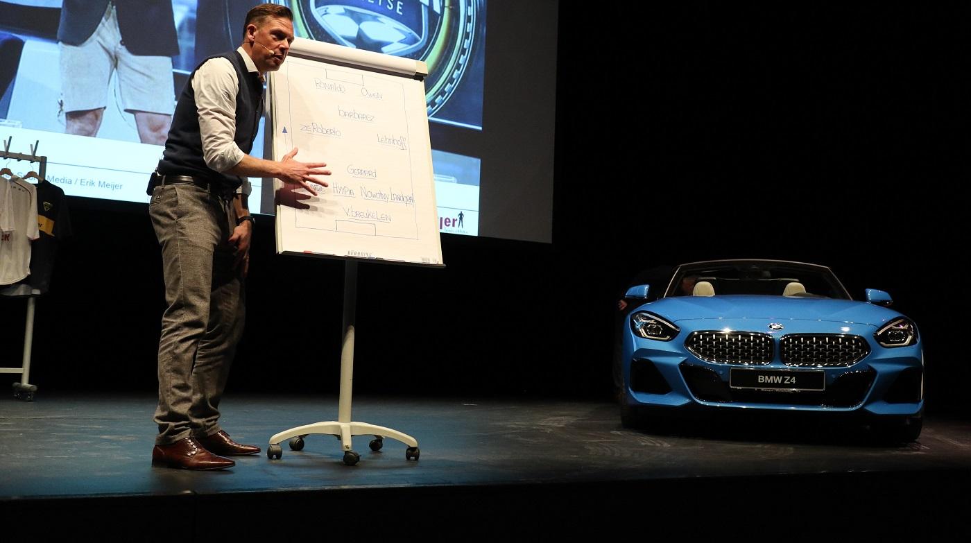 Leadership Speaker und Fußball Experte Erik Meijer