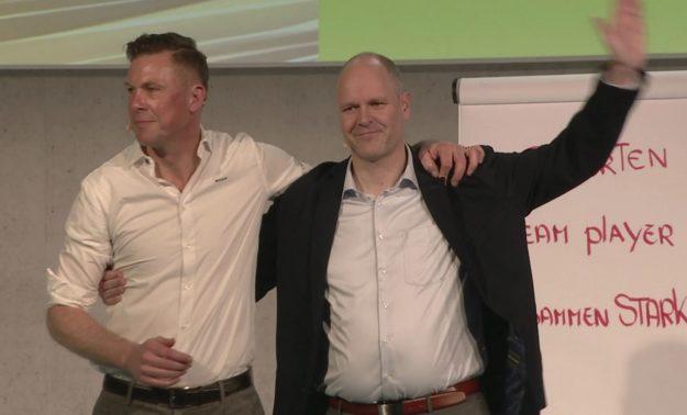 TOP Redner und Keynote Speaker Dr. Holger Schmitz und Erik Meijer