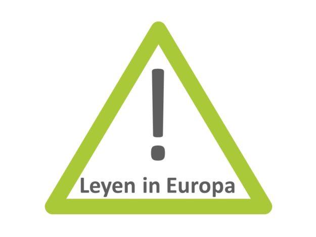 AKK und das Europa der Leyen1